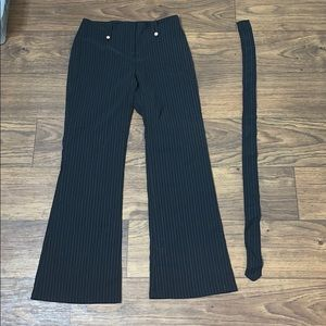 🍭5/$20🍭My Michelle girls striped dress pants